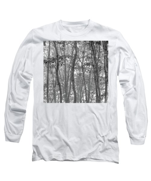 Forest #090 Long Sleeve T-Shirt