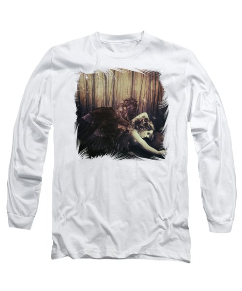 Forest Angel Long Sleeve T-Shirt