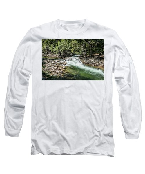 Fork In The Road- Long Sleeve T-Shirt