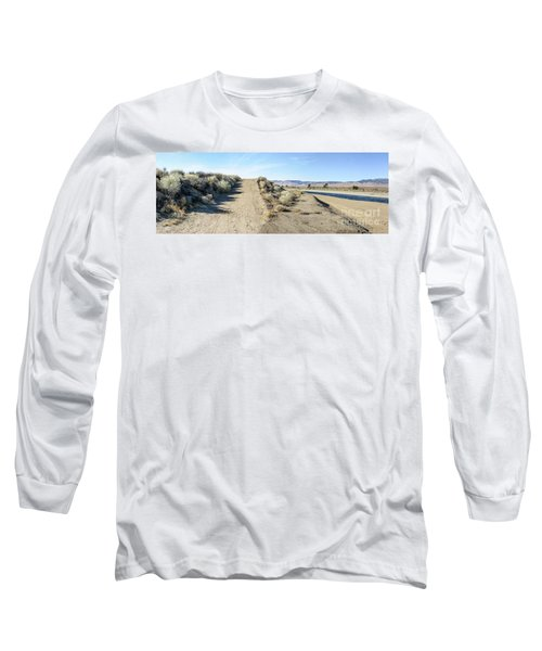 Fork In The Road Long Sleeve T-Shirt