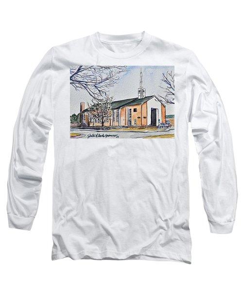 Soldier's Memorial Chapel Long Sleeve T-Shirt