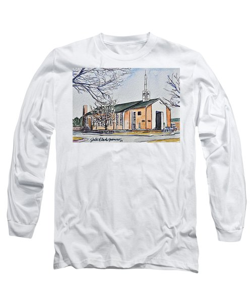 Soldier's Memorial Chapel Long Sleeve T-Shirt