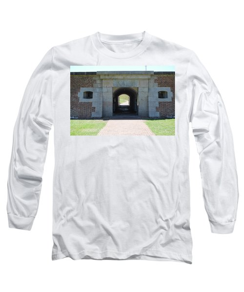 Fort Moultrie Long Sleeve T-Shirt