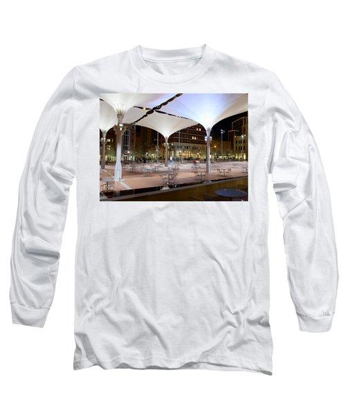 Fort Worth Sundance Square Long Sleeve T-Shirt
