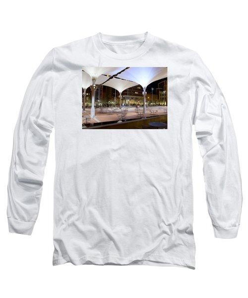 Fort Worth Sundance Square Long Sleeve T-Shirt
