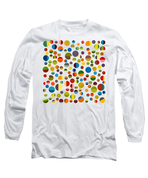 Found My Marbles 3.0 Long Sleeve T-Shirt by Michelle Calkins