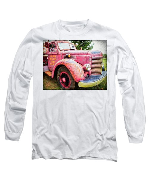 Four Alarm Blaze Long Sleeve T-Shirt