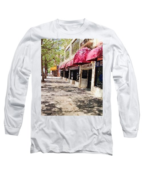 Fourth Avenue Long Sleeve T-Shirt
