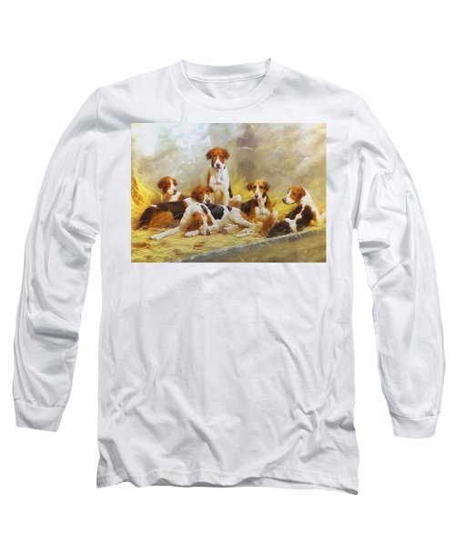 Fox Hounds Long Sleeve T-Shirt