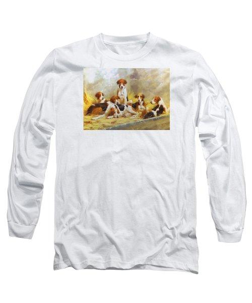 Fox Hounds Long Sleeve T-Shirt