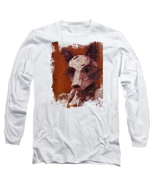 Foxx News Long Sleeve T-Shirt