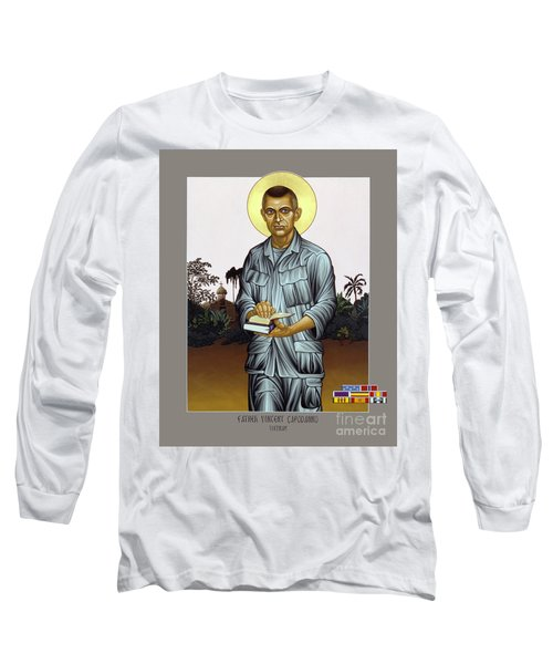 Fr. Vincent Capodanno, The Grunt Padre - Lwvcd     Long Sleeve T-Shirt