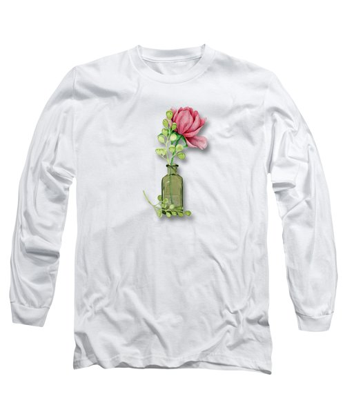 Frangrance In A Jar Long Sleeve T-Shirt by Larry Bishop