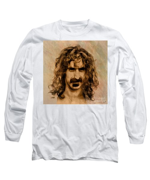 Frank Zappa Collection - 1 Long Sleeve T-Shirt