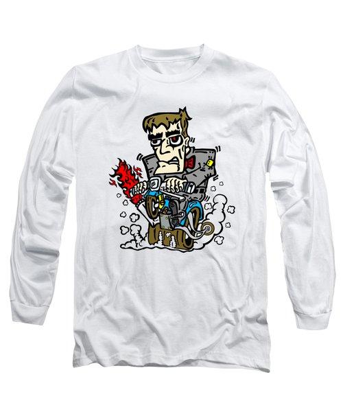 Franken Dude Long Sleeve T-Shirt
