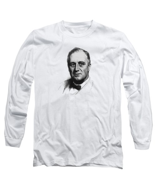Franklin Roosevelt Long Sleeve T-Shirt