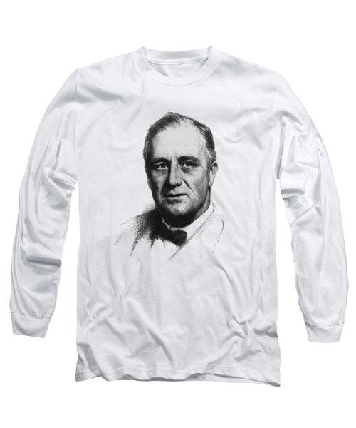 Franklin Roosevelt Long Sleeve T-Shirt
