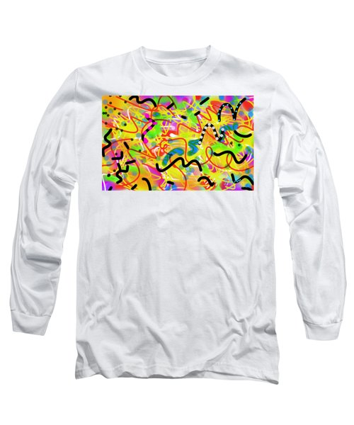 Free For All Long Sleeve T-Shirt by Kevin Caudill