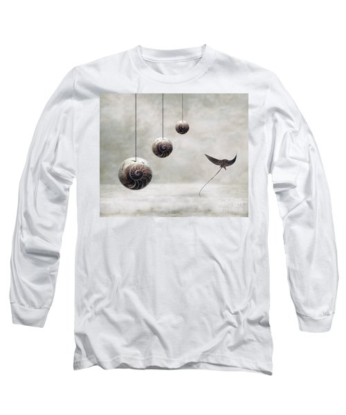 Free Long Sleeve T-Shirt by Jacky Gerritsen