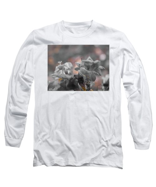 Freesia'a Without Colour Long Sleeve T-Shirt