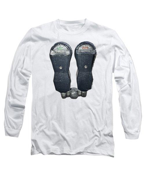 Freezing Time Long Sleeve T-Shirt