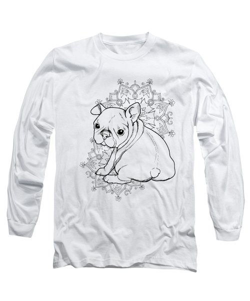 French Bulldog Puppy Long Sleeve T-Shirt