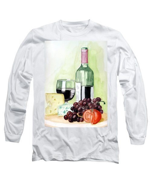 French Tradition Long Sleeve T-Shirt