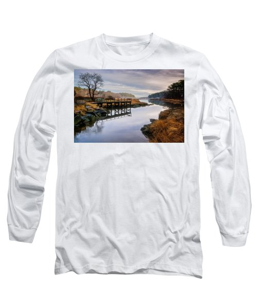 Frenchman's Pier Gloucester Long Sleeve T-Shirt