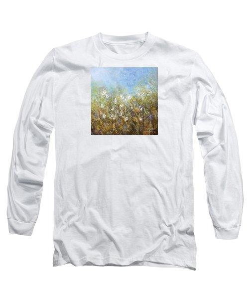 Fresh As A Daisy Long Sleeve T-Shirt