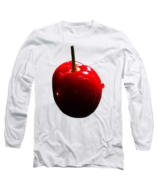Fresh Cherry To Be Picked Long Sleeve T-Shirt