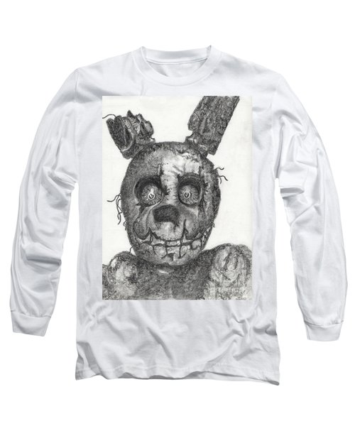 Friday At Freddies Long Sleeve T-Shirt