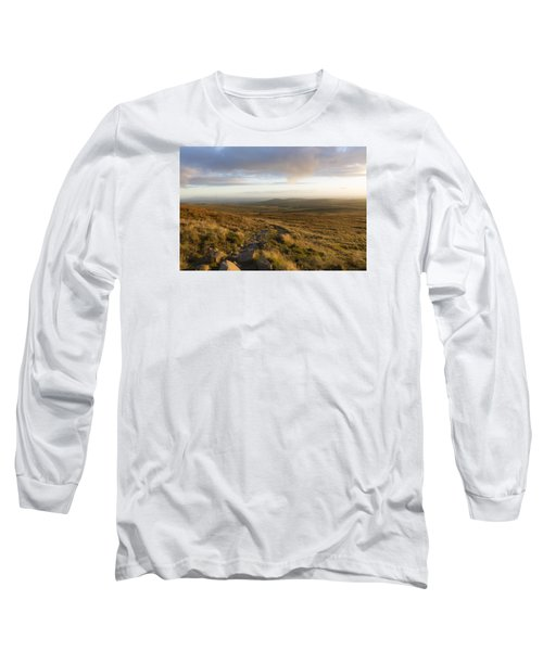 From The Black Mountain Long Sleeve T-Shirt