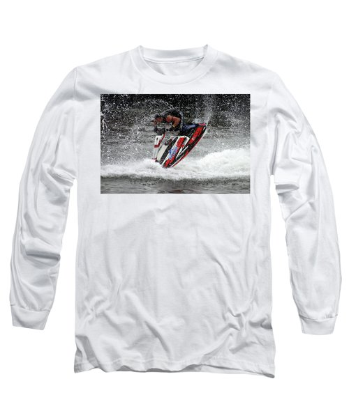 Front View Long Sleeve T-Shirt