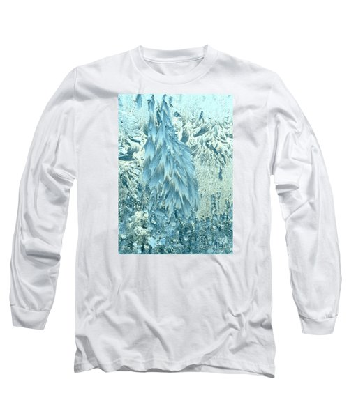 Frosty Forest Long Sleeve T-Shirt