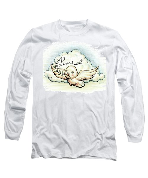 Fruit Of The Spirit Peace Long Sleeve T-Shirt