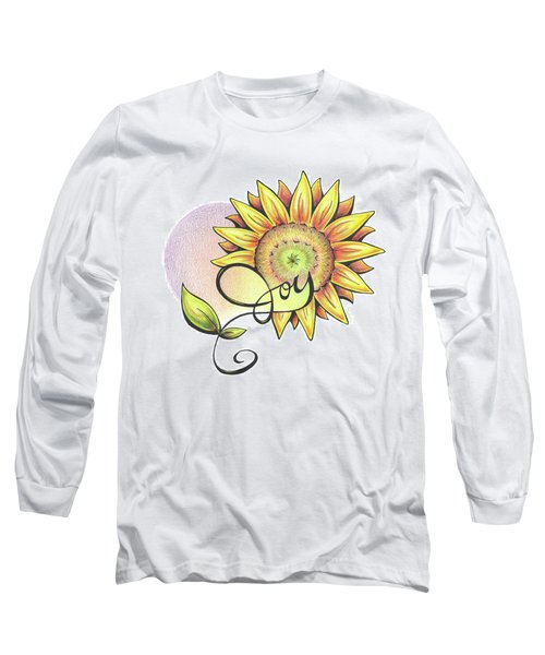 Fruit Of The Spirit Series 2 Joy Long Sleeve T-Shirt