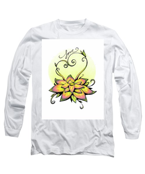 Fruit Of The Spirit Series 2 Love Long Sleeve T-Shirt