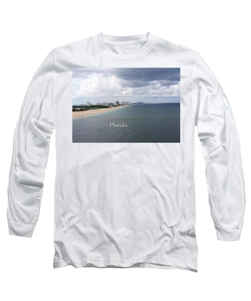 Ft Lauderdale Florida Long Sleeve T-Shirt