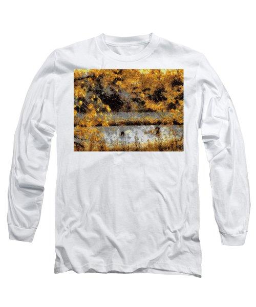Fuisherman's Cove Long Sleeve T-Shirt