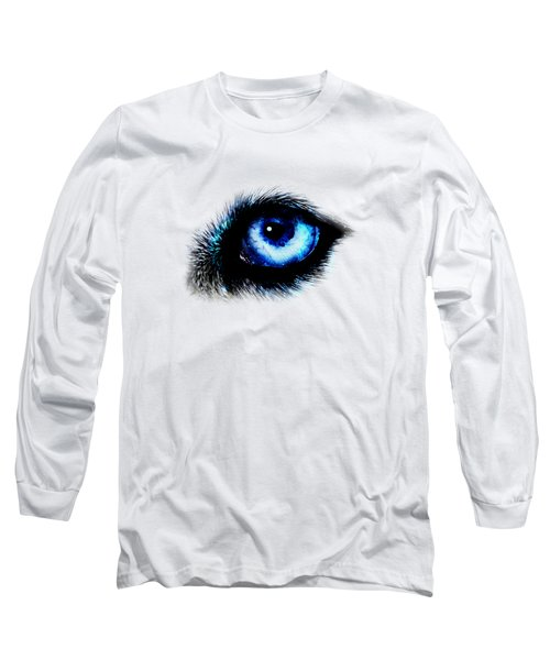 Full Moon Reflection Long Sleeve T-Shirt