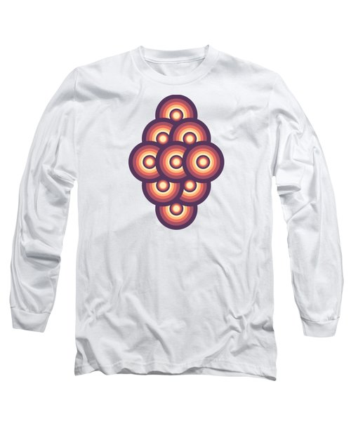 Full Moons Rising Long Sleeve T-Shirt