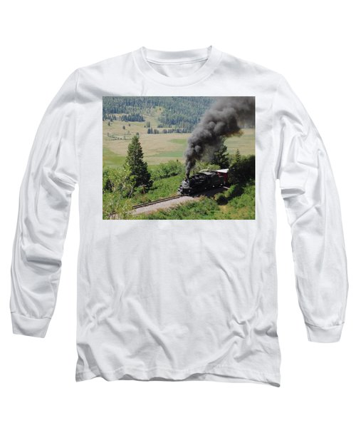 Full Steam Ahead Long Sleeve T-Shirt