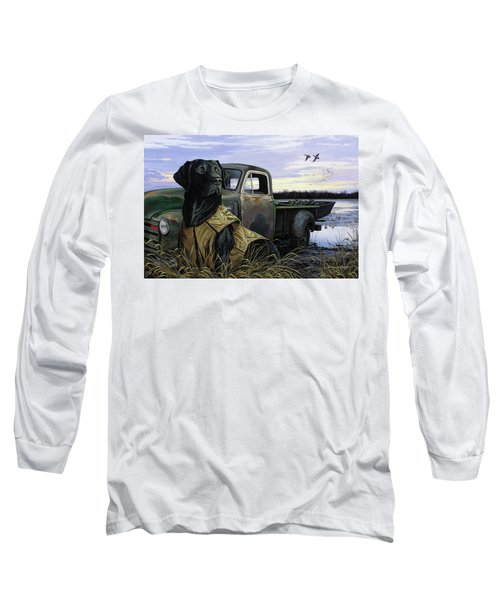 Fully Vested Long Sleeve T-Shirt
