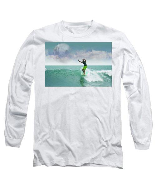 Funday Sunday Long Sleeve T-Shirt