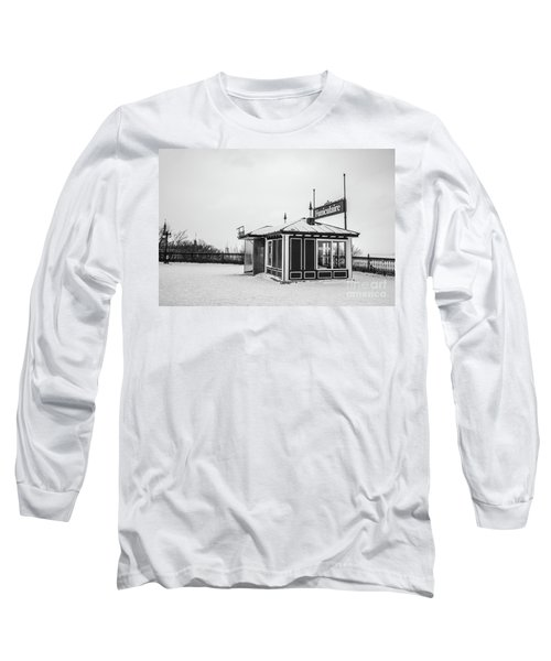 Funiculaire Quebec City Long Sleeve T-Shirt