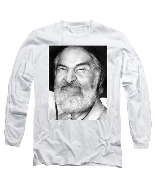 Gabby Hayes Long Sleeve T-Shirt