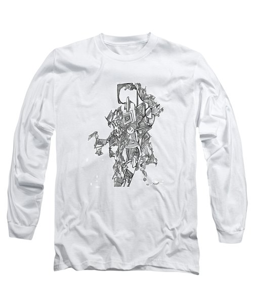 Gaia Long Sleeve T-Shirt