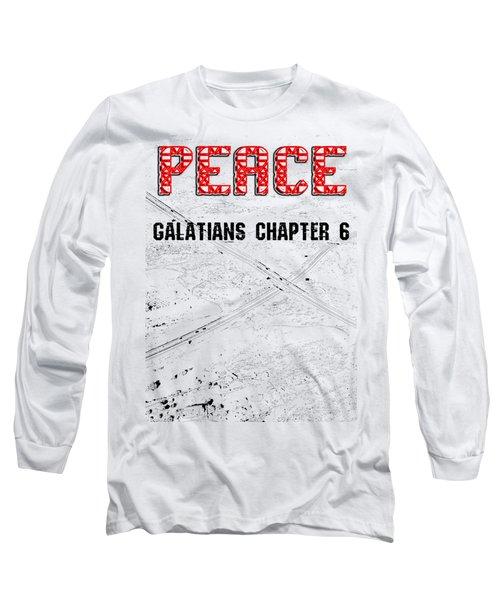 Galatians Chapter 6 Long Sleeve T-Shirt
