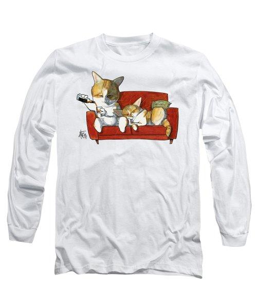 Galmiche 3258 Long Sleeve T-Shirt