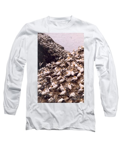 Gannet Cliffs Long Sleeve T-Shirt